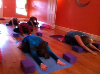 Yoga Fundamentals Class