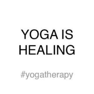 Yoga is Healing