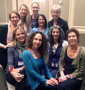 SYTAR 2016 Yoga for Cancer CIC Presenters & Co-Chairs:  Sara Szeglowski, Karen Gagnier, Leigh Liebel, Robyn Tiger, Lara Benusis, Joan Ryan, Jennifer Brilliant, Anne Pitman, Tari Prinster