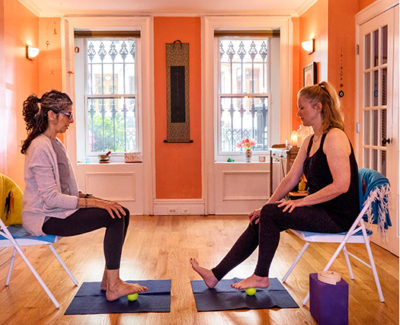 Yoga Therapy with Jennifer Brilliant