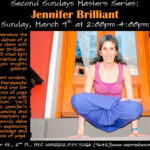 Jennifer Brilliant workshop flyer