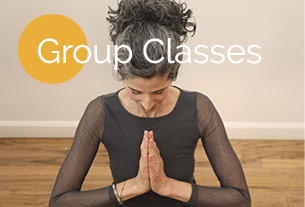 group yoga classes in Park Slope Brooklyn