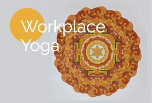 Workplace Yoga